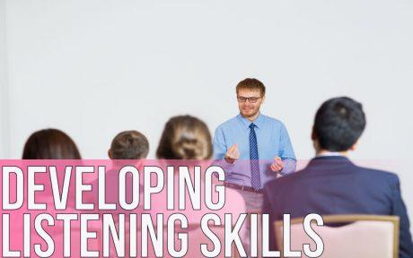 Developing Listening Skills Photo Designed by Katemangostar - Freepik.com
