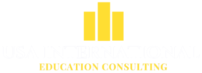 USA Internnational Education Logo
